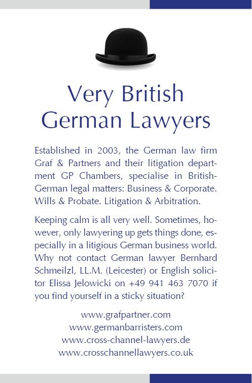 Business in Germany   Cross Channel Lawyers